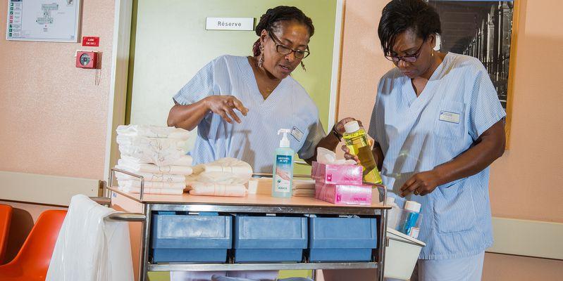 Pôle médecine | Centre hospitalier d'Arpajon on