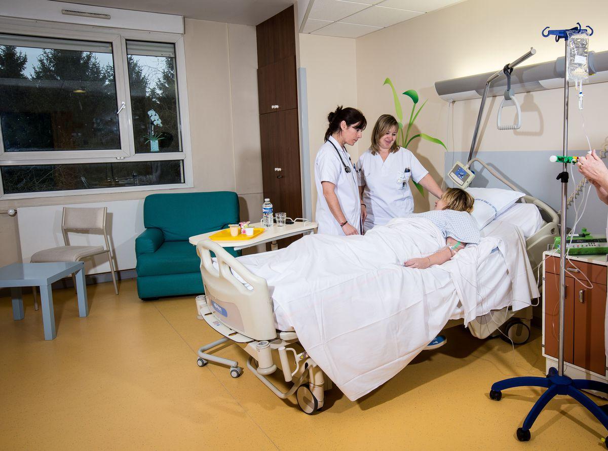 Chambre particuli re centre hospitalier d 39 arpajon for Chambre d hopital