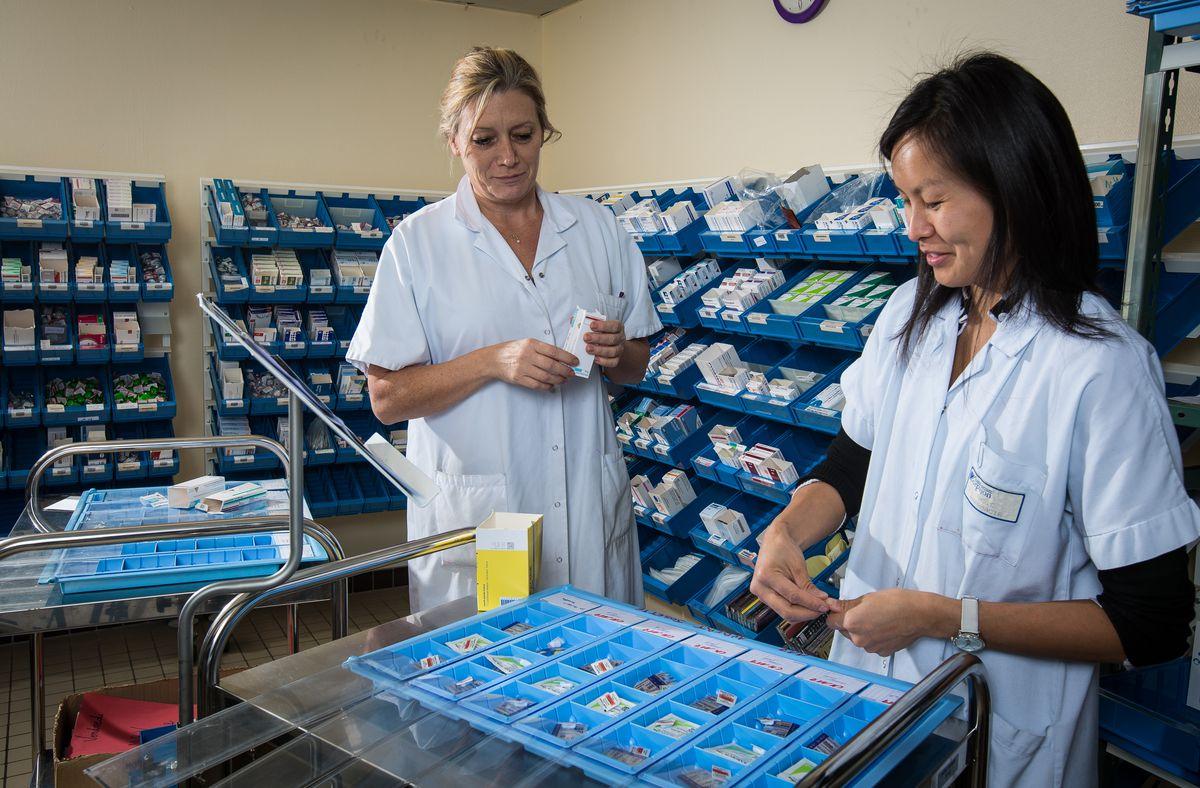 Pharmacie centrale | Centre hospitalier d'Arpajon on