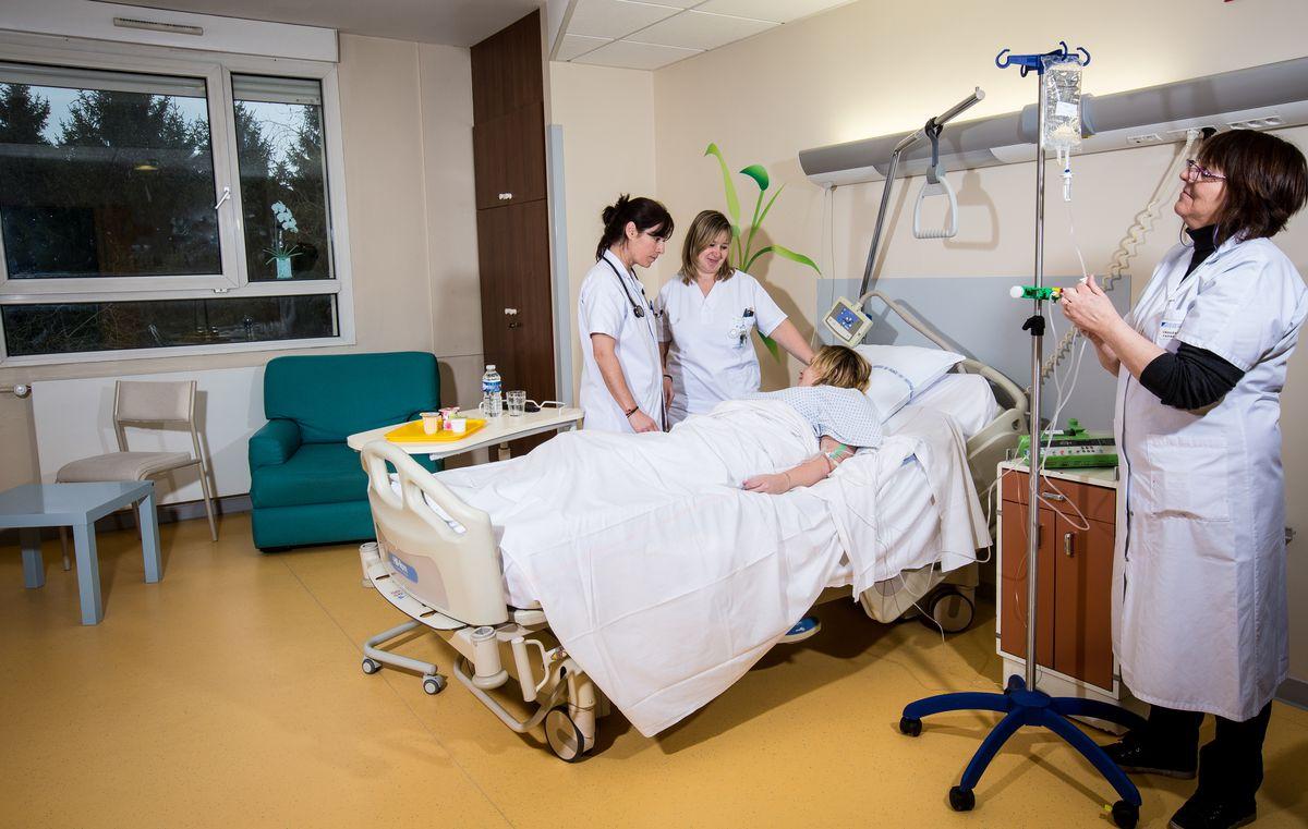 Soins palliatifs et quipe mobile centre hospitalier d for La chambre 13 hopital