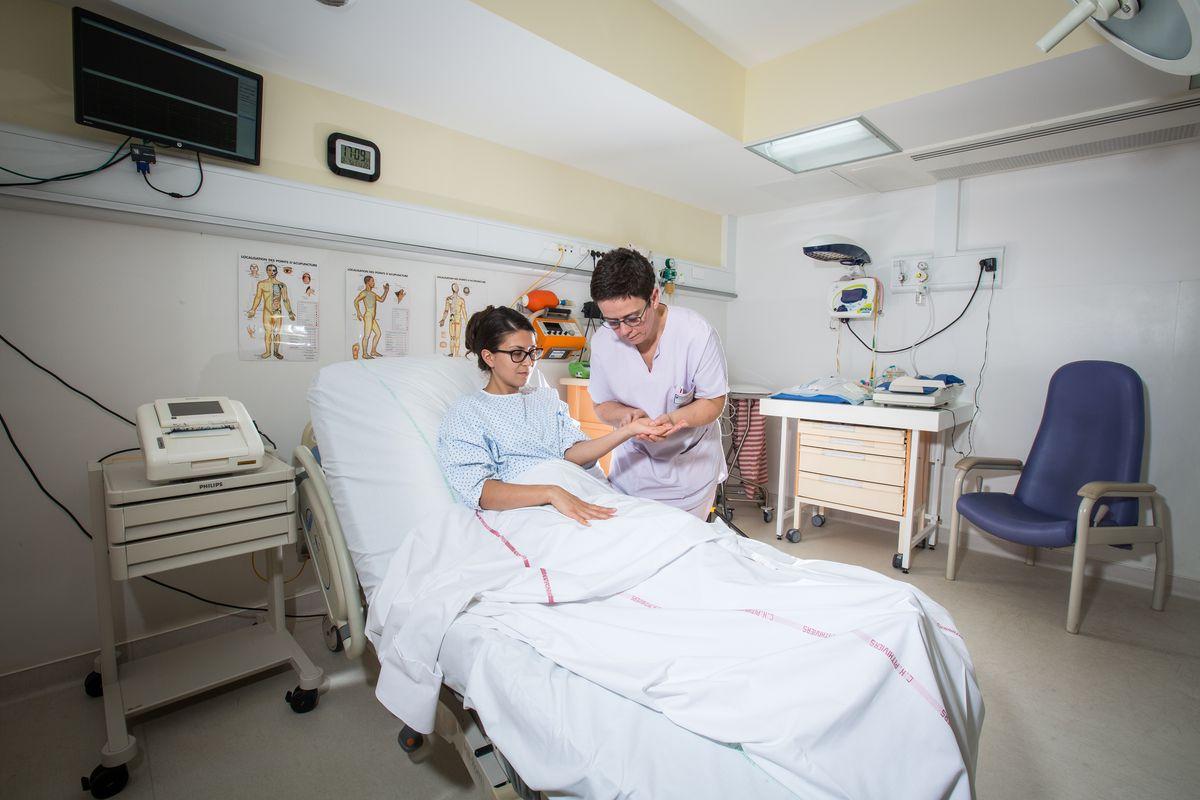 Acupuncture et ostéopathie   Centre hospitalier d'Arpajon