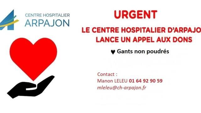 URGENT le CHA lance un appel aux dons / un appel à renforts médicaux / un appel à renforts en bénévoles