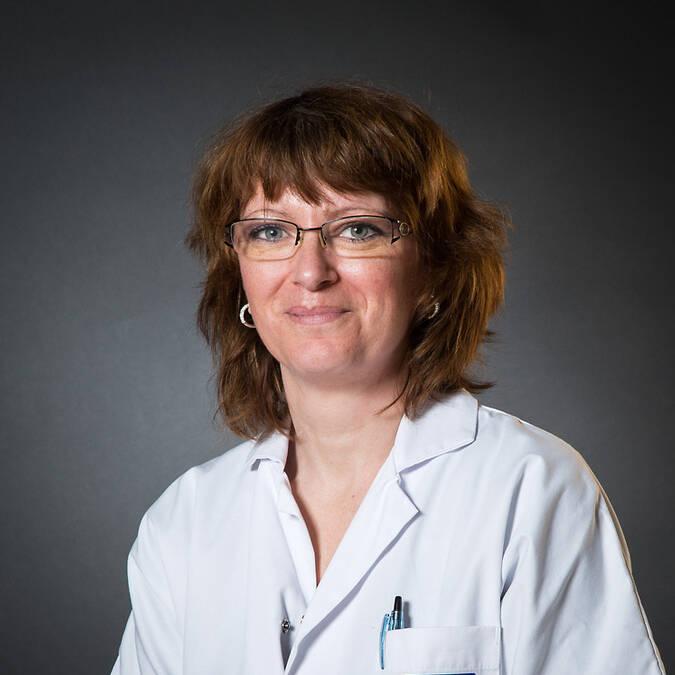 Mme Laura GOBERT - Cadre de Santé