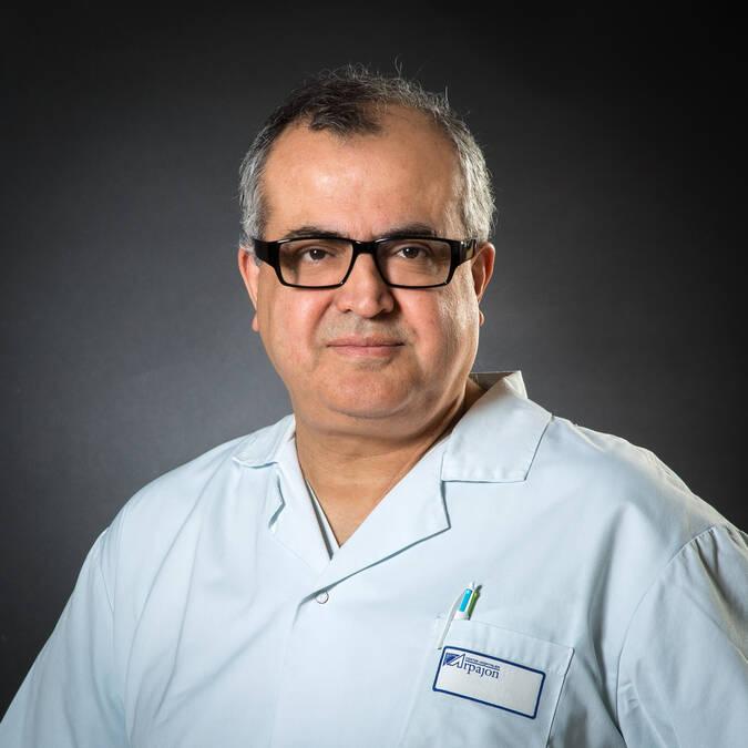M. le Dr Mahmoud DIAB - Chef de service