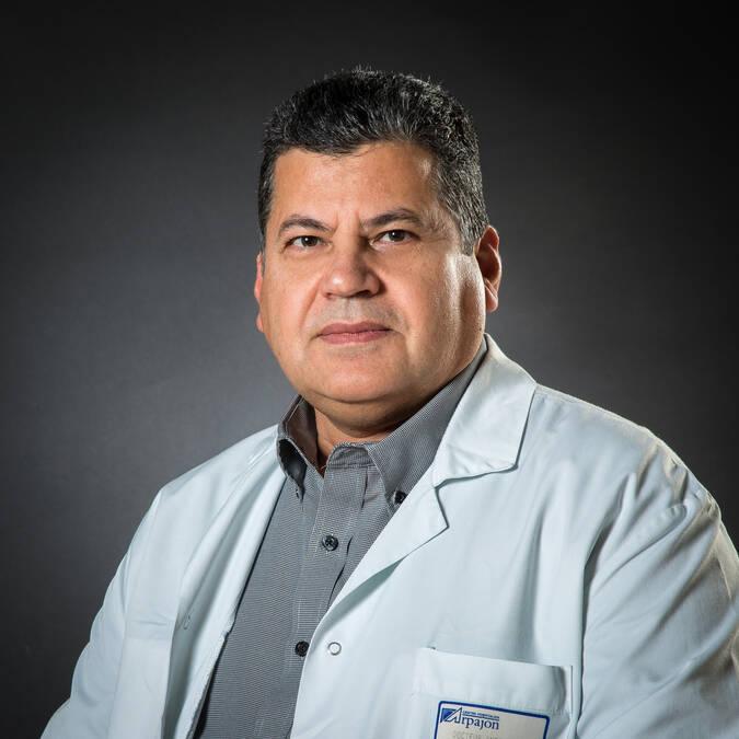 M. le Dr Nahed MARAQA - Chef de service