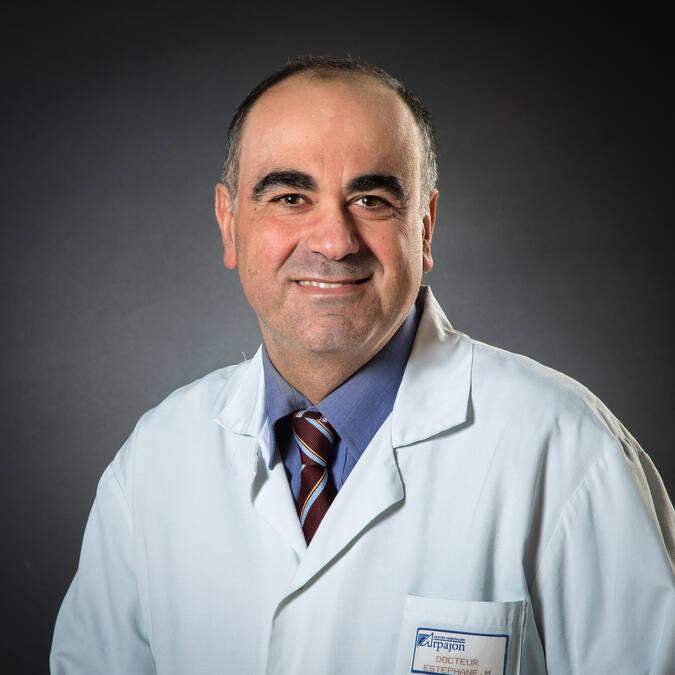 M. le Dr Malek ESTEPHANE