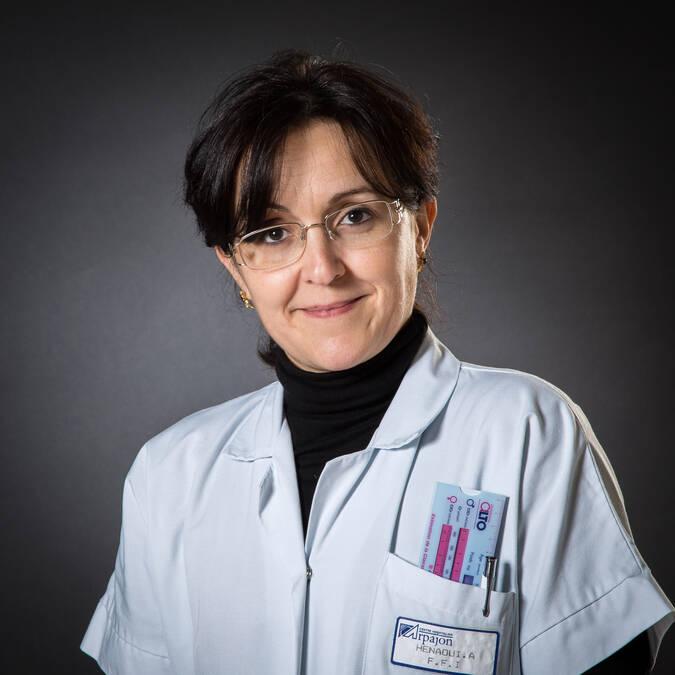 Mme le Dr Aouicha HENAOUI