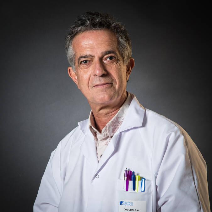 M. le Dr Pierre André COULON