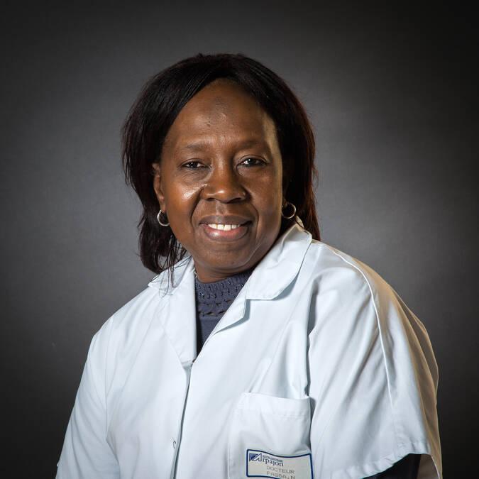 Mme le Dr Ndeye FASSA