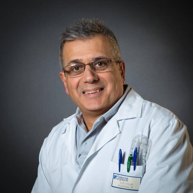M. le Dr Michel MOUSSA