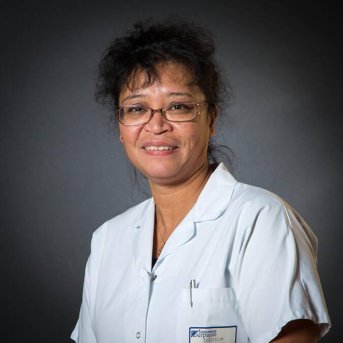 Mme le Dr Harisoa ANDRIATSIFERANA