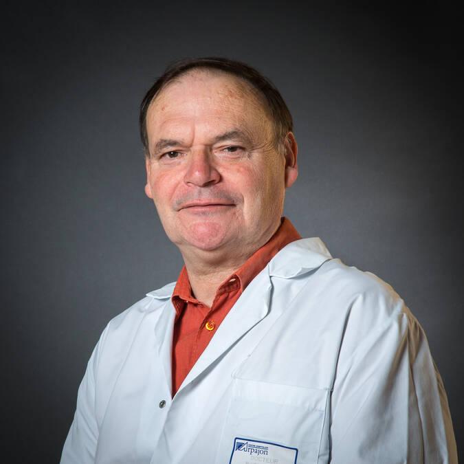 M. le Dr Philippe BARBOUX - Chef de service