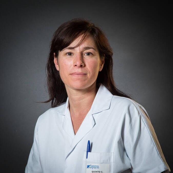 Mme le Dr Carine QUINTO