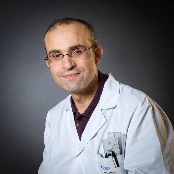 M. le Dr Abdallah HENAOUI