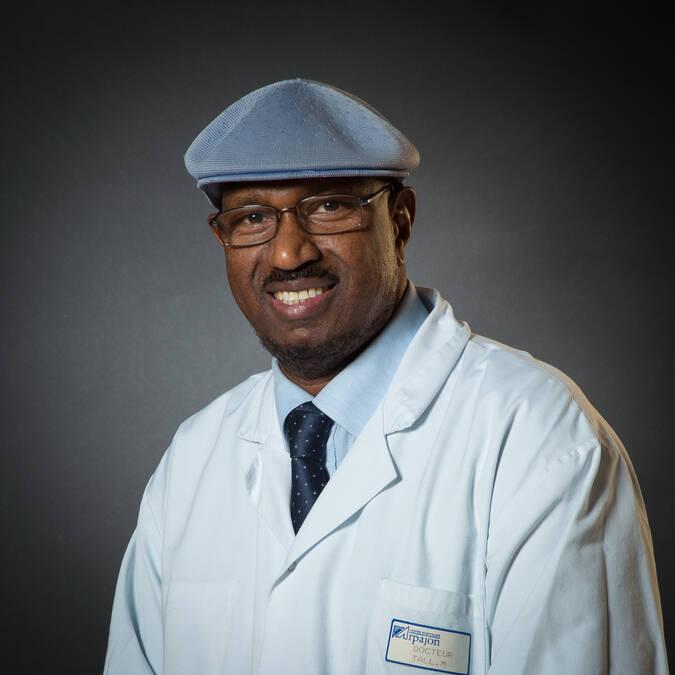M. le Dr Mohamed TALL