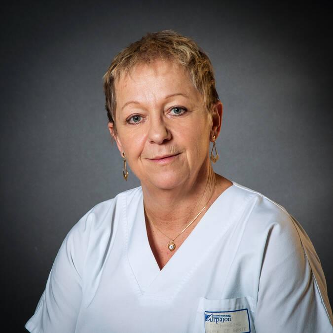 Mme Sophie FATNASSI - Cadre de Santé