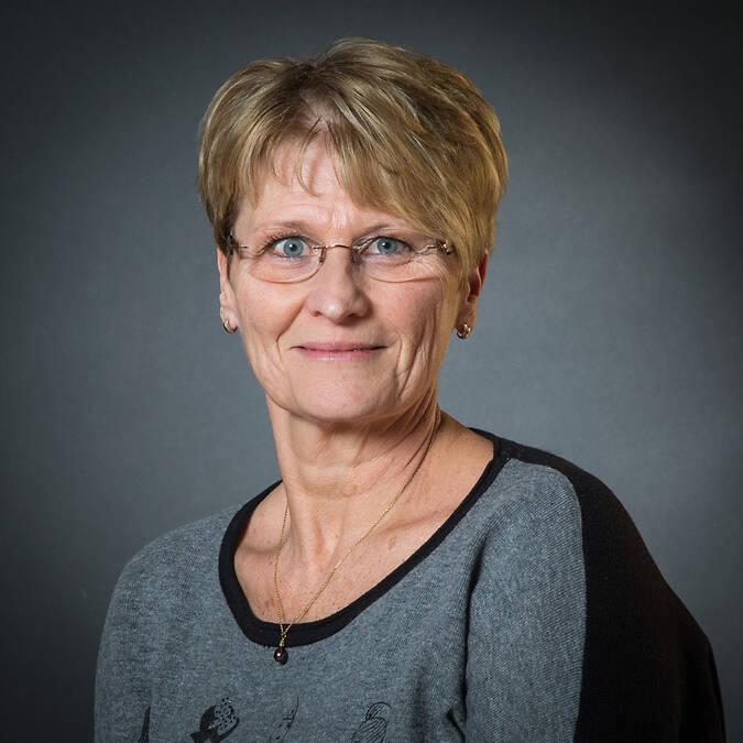 Mme Corinne GASSIN - Cadre de santé chargée de l'hygiène hospitalière et de la prévention du risque infectieux