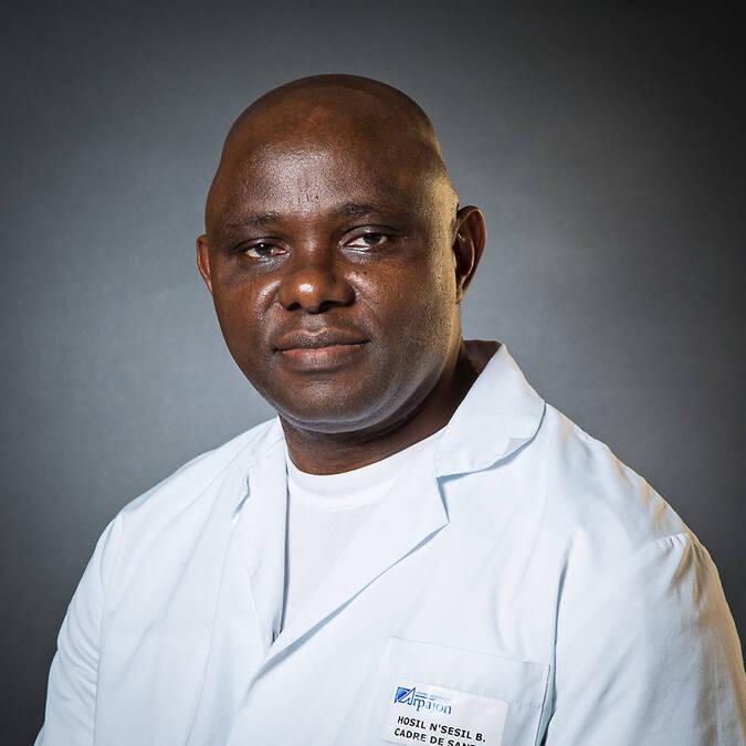 M. Brice HOSIL N'SESIL - Cadre de santé Chirurgie