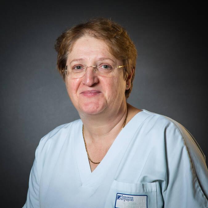 Mme Patricia OLIVIER - Cadre supérieur de santé pôle gérontologie et EHPAD