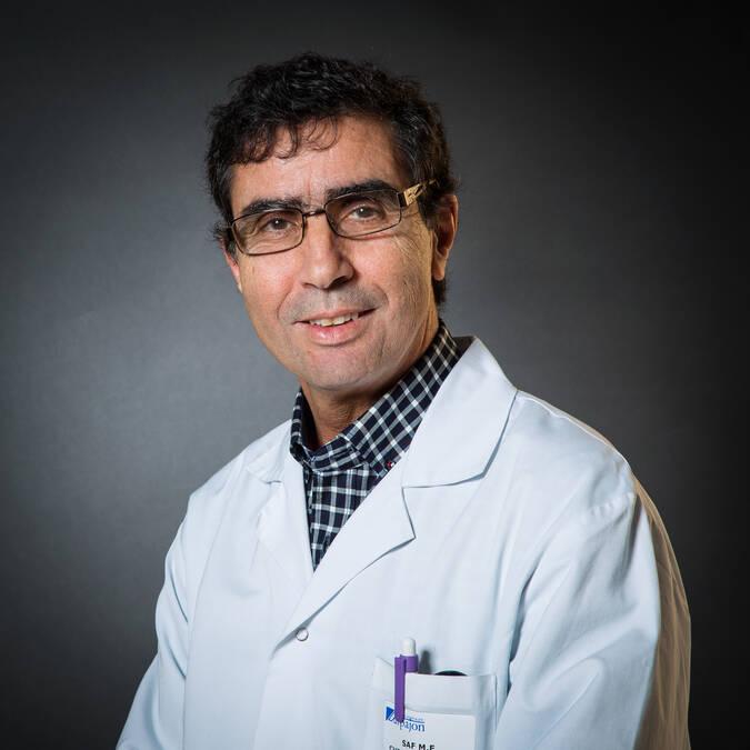 M. le Dr Marc SAF- Chef de service