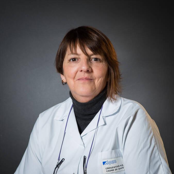 Mme Marie Rose CROUZATIER - Cadre de santé