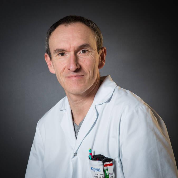 M. Francis DURAND - Cadre de santé