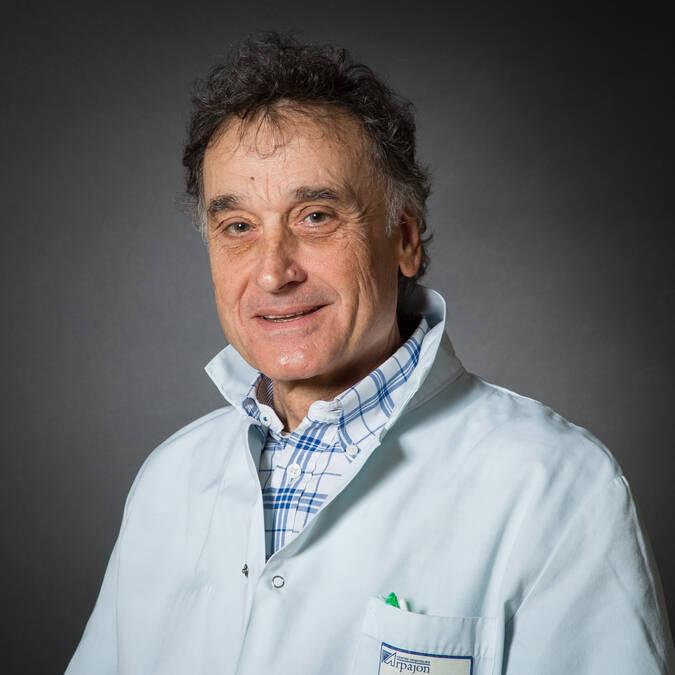 M. le Dr Gérard VERMEULIN