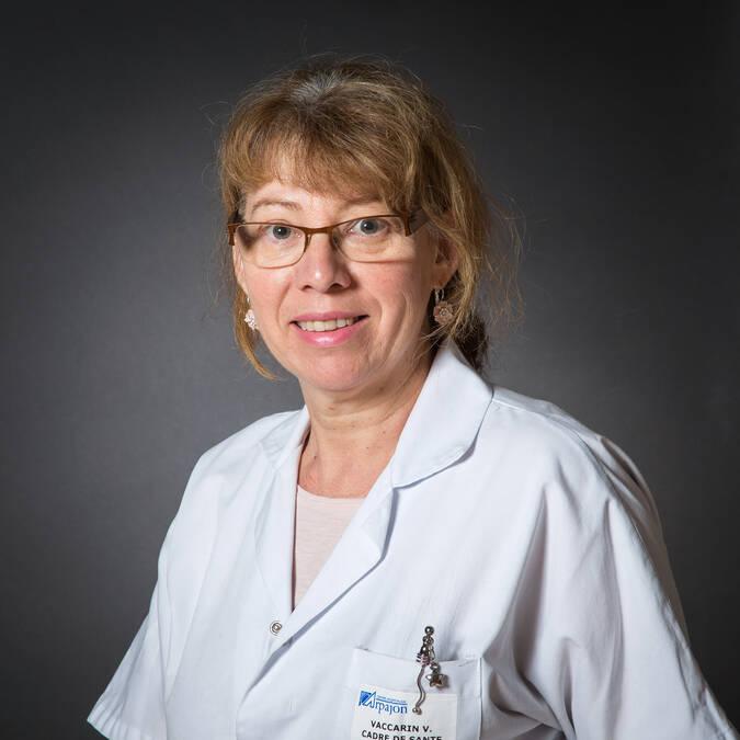 Mme Véronique VACCARIN - Cadre de Santé